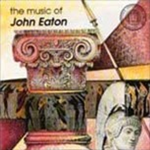 CD THE MUSIC OF JOHN EATON