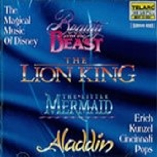 CD THE MAGICAL MUSIC OF DISNEY