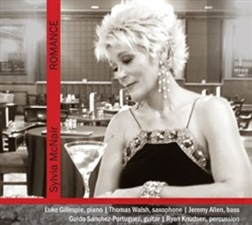 CD ROMANCE SYLVIA MCNAIR A COLLECTION OF LATIN LOVE SONGS