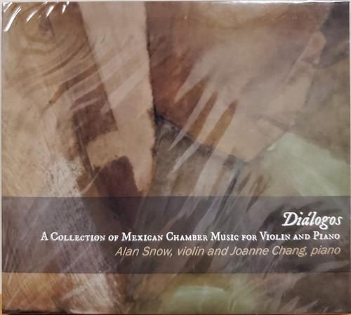 CD Dialogos Collection Mexican Chamber
