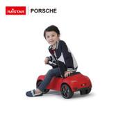 Rastar Licensed Porsche 911 Foot to Floor Push Car