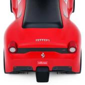 Rastar Licensed Ferrari 458 Foot To Floor Push Car