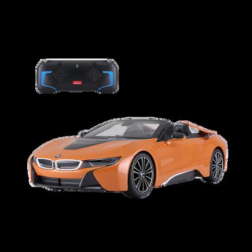Rastar Licensed 1:12 Radio Control Car - BMW I8 Roadster