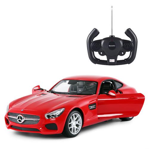 Rastar Licensed 1:14 Radio Control Car - Mercedes-Benz AMG GT