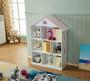 ALL 4 KIDS Veronica White Dollhouse Bookcase