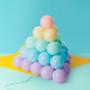 Joy Baby 100 PCS Mix Colour 7cm Anti-Press Pit Ocean Ball