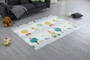 Joy Baby Double Sided XPE Baby Play Mat - Happy Forest