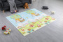 Joy Baby Double Sided XPE Baby Play Mat - Animal Circus