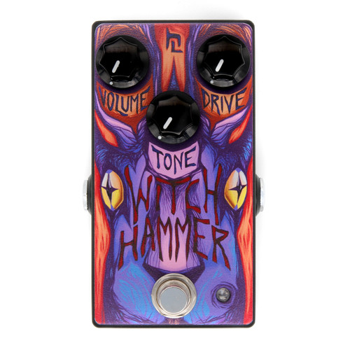 Witch Hammer - Transparent Overdrive