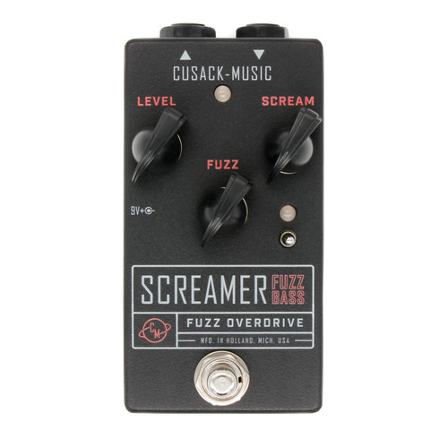 Screamer Fuzz Bass