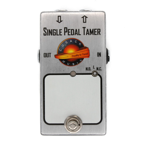 Single Pedal Tamer - True Bypass Switcher
