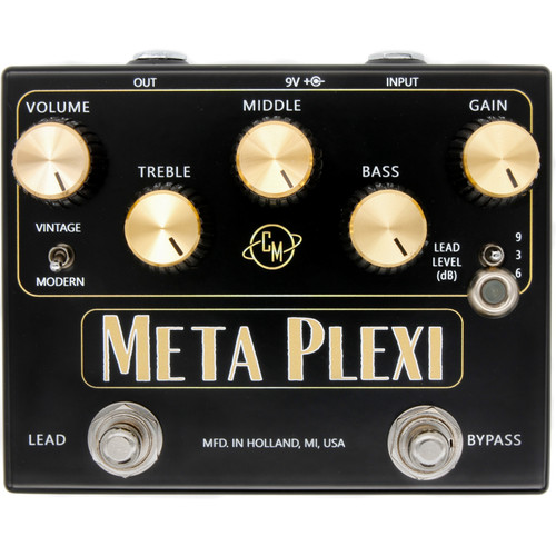 Meta Plexi - British Distortion and Boost
