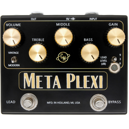 Meta Plexi - B Stock