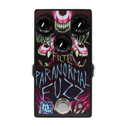 Paranormal Fuzz V2 - Black Edition