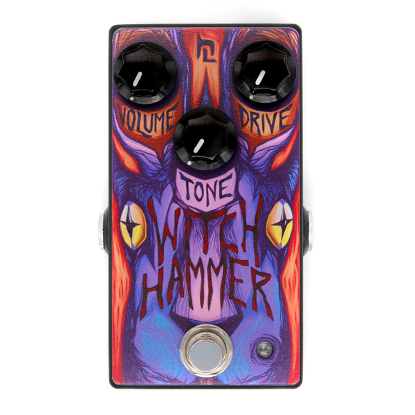Witch Hammer — Transparent Overdrive