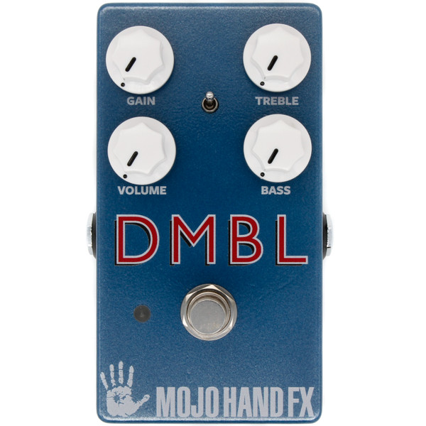 """DMBL — """"Holy Grail"""" Amp Overdrive"""