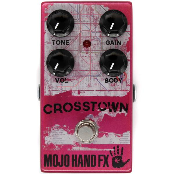 Crosstown — Classic Germanium/Silicon Fuzz