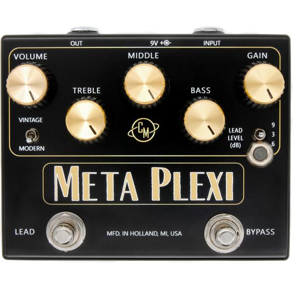 Meta Plexi - British Distortion and Boost