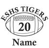30 Ounce Tiger Tumbler