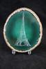 Eiffel Tower Agate Slice
