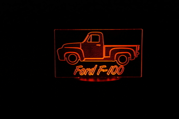 Ford F100 LED Light