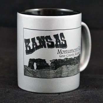 Kansas Monument Rocks Souvenir Cup