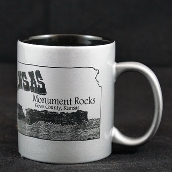 Kansas Monument Rocks Souvenir Cup