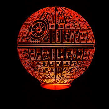 Death Star Red