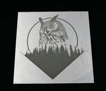 "Laser Engraved 12"" x 12"" Mirror"