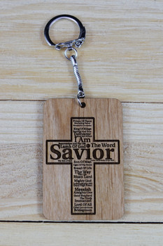 Names of Christ Keychain