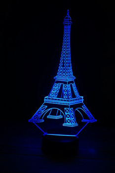 Eiffel Tower LED Lamp