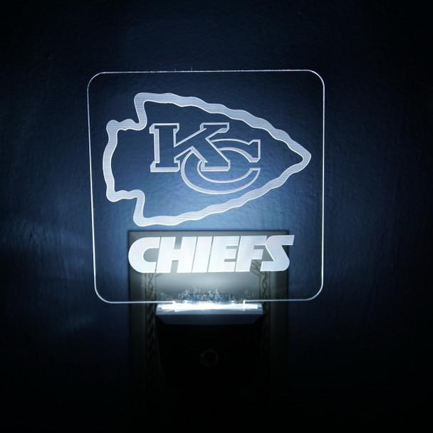 Chiefs LED Night Light