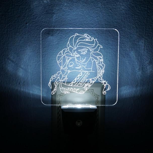 Frozen LED Night Light