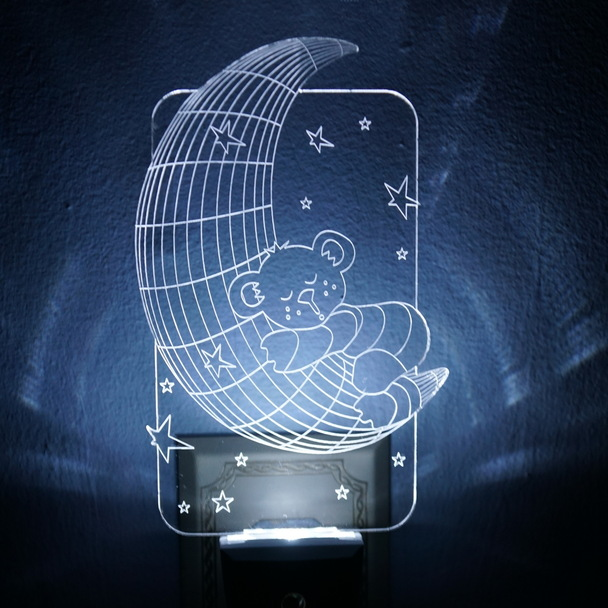 Bear LED Night Light