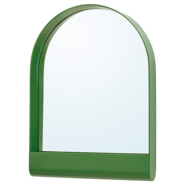 Mirror without engraving