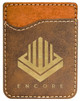 Rustic Gold Phone Wallet