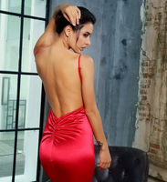 Grace K Gown - Red
