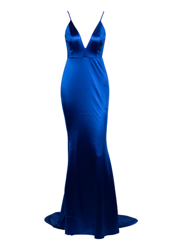 Grace K Gown - Blue