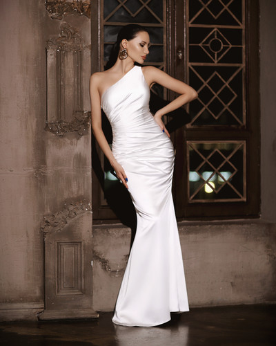 JP101 Gown - Ivory