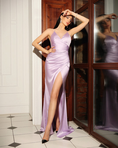 JP104 Gown - Lilac