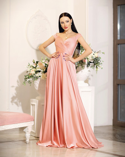 JP106 Gown - Pink