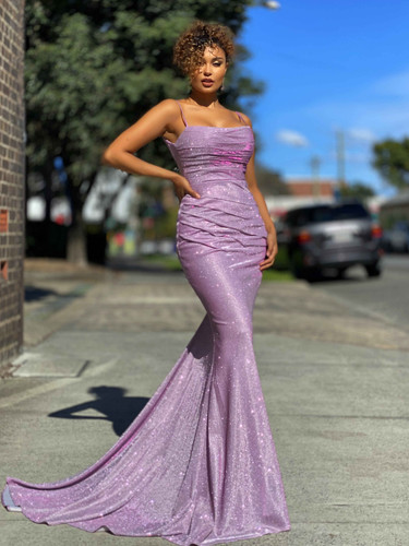 Jadore JX4010 Gown - Lilac