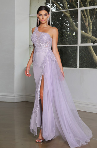 Jadore JX4030 Gown - Lilac