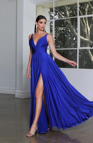 Jadore JX4050 Gown - Royal Blue