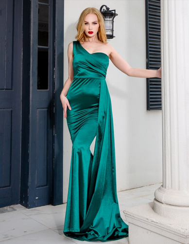 Marona Gown - Emerald
