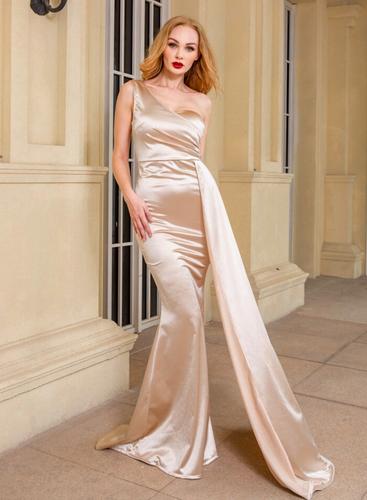 Marona Gown - Champagne