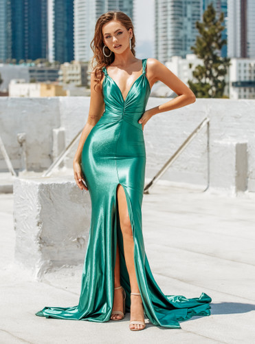 Portia & Scarlett PS21212 Gown - Emerald