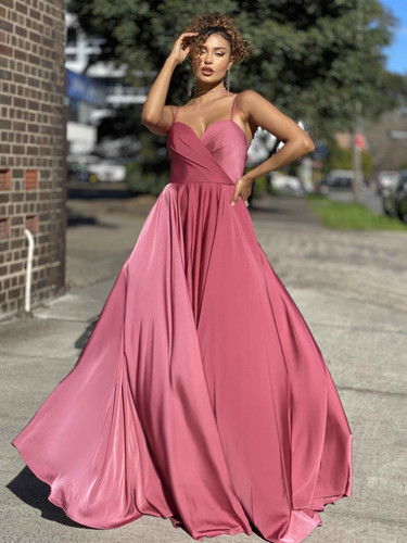 Jadore JX4033 Gown - Rose