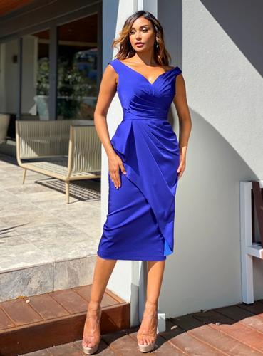 Jadore JX5061 Dress - Royal