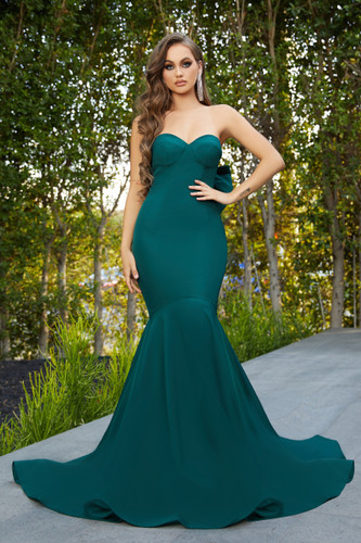 Portia & Scarlett PS21005 Gown - Emerald